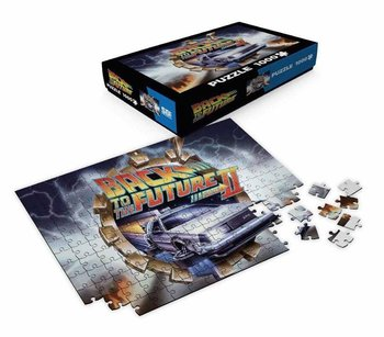SD Toys, puzzle Back to the Future (1000 elementów) - BTTF2