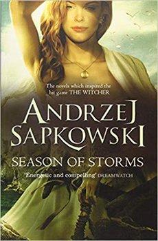 Season of Storms-Sapkowski Andrzej