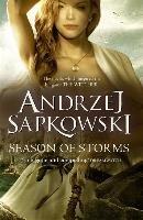 Season of Storms-Sapkowski Andrzej, French David