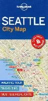 Seattle City Map-Lonely Planet