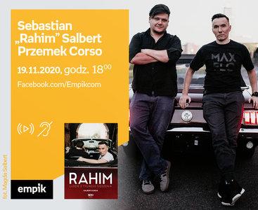 """Sebastian """"Rahim"""