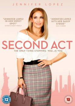 Second Act (brak polskiej wersji językowej)-Segal Peter