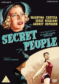 Secret People (brak polskiej wersji językowej)-Dickinson Thorold