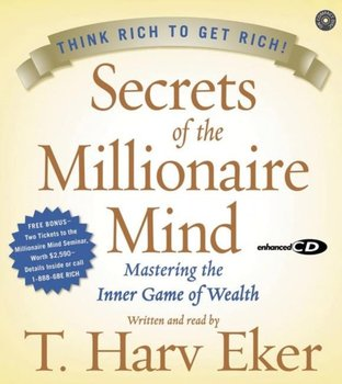 Secrets of the Millionaire Mind-Eker Harv T.