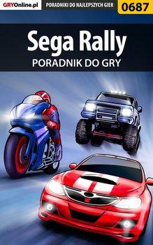 Sega Rally - poradnik do gry-Justyński Artur Arxel