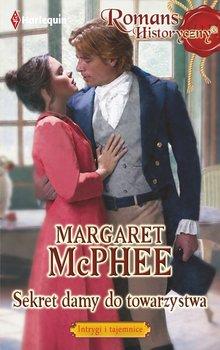 Sekret damy do towarzystwa-McPhee Margaret