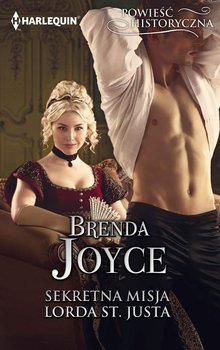 Sekretna misja lorda St. Justa-Joyce Brenda