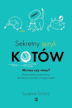 Sekretny język kotów-Schotz Susanne