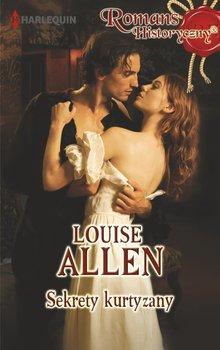 Sekrety kurtyzany-Allen Louise