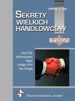 Sekrety wielkich handlowców                      (ebook)