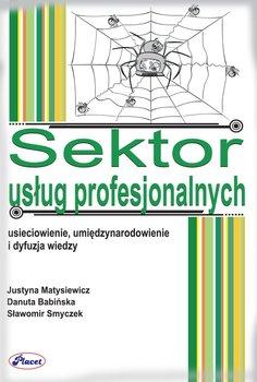 Sektor usług profesjonalnych                      (ebook)