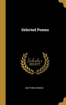 Selected Poems-Arnold Matthew