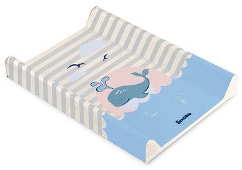 Sensillo, Lovely F, Przewijak, Wieloryb, Beżowy-Sensillo