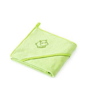 Sensillo, Okrycie kąpielowe, Zielony, Hippo, 80x80 cm-Sensillo