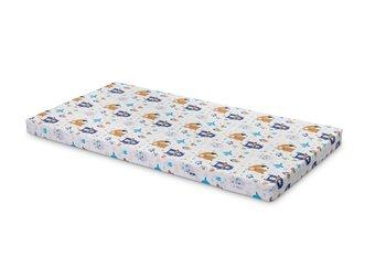 Sensillo, Wkład do łóżeczka, Leśne zwierzątka, 60x120 cm -Sensillo