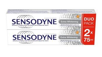 Sensodyne, Extra Whitening, pasta do zębów, 2x75 ml-Sensodyne