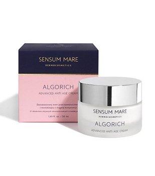 Sensum Mare, Algorich Advanced Anti Age, krem przeciwzmarszczkowy i rewitalizujący o bogatej konsystencji, 50 ml-Sensum Mare