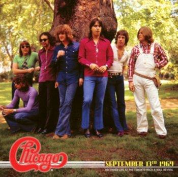 September 13th 1969-Chicago