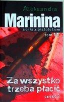 Seria z Pistoletem  - autor Aleksandra Marinina