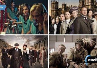 """Seriale, które przeniosą cię w lata 20., 30., 40.: """"Boardwalk Empire"""", """"Downton Abbey"""", """"Peaky Blinders"""""""