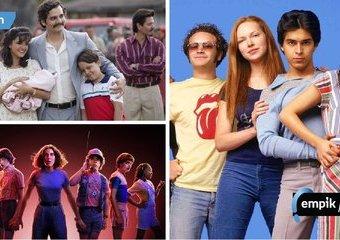 Seriale, które przeniosą cię w lata 70. i 80.