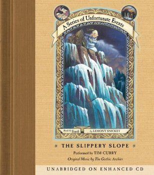 Series of Unfortunate Events #10: The Slippery Slope-Snicket Lemony