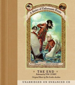 Series of Unfortunate Events #13: The End-Snicket Lemony