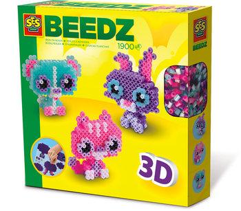 SES Creative, koralikowe prasowanki: Littlest Pet Shop 3D-SES Creative