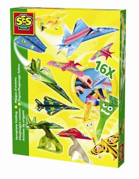 SES Creative, Papierowe samolociki-SES Creative