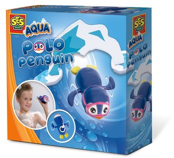 Ses Creative, zabawka do kąpieli Pływający Pingwinek-SES Creative