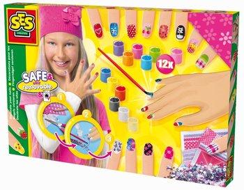 SES Creative, Zestaw do malowania paznokci-SES Creative
