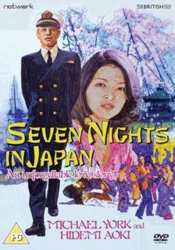 Seven Nights in Japan (brak polskiej wersji językowej)-Gilbert Lewis