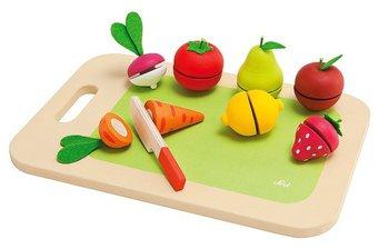 Sevi, nauka krojenia owoców i warzyw-SEVI