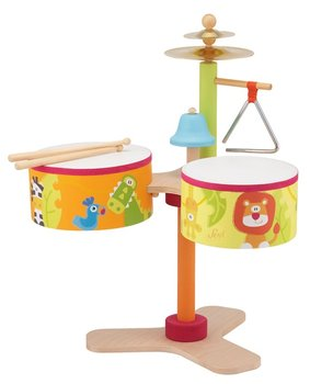 Sevi, zabawka muzyczna Perkusja Afryka-SEVI
