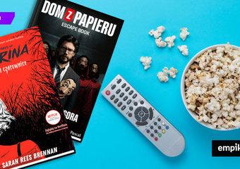Sezon na książki o serialach, czyli wszystko, co najlepsze dla fanów