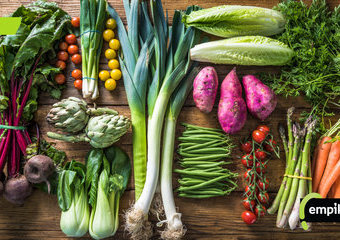 Sezonowe owoce i warzywa - co kiedy smakuje najlepiej?