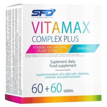 SFD Vitamax Complex Plus 60 + 60 tabletek-SFD
