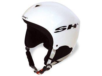 SH+, Kask narciarski, Pad Senior White 2018, biały, rozmiar S/M-SH+