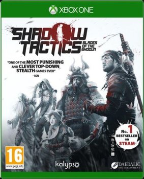 Shadow Tactics: Blades of the Shogun-Mimimi Productions