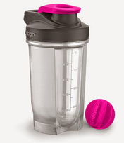 Shaker do odżywek, Contigo, Shake&Go Fit, 590 ml