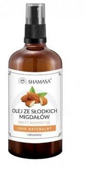 Shamasa Olej ze słodkich migdałów 30Ml-Shamasa