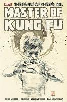 Shang-chi: Master Of Kung-fu Omnibus Vol. 4-Moench Doug