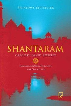Shantaram. Tom 1-Roberts Gregory David