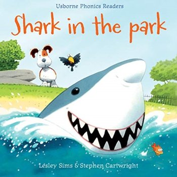 Shark in the Park-Sims Lesley