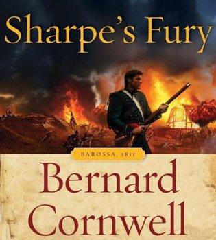 Sharpe's Fury-Cornwell Bernard