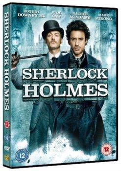 Sherlock Holmes (brak polskiej wersji językowej)-Ritchie Guy