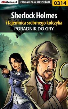 Sherlock Holmes i tajemnica srebrnego kolczyka - poradnik do gry-Hałas Jacek Stranger