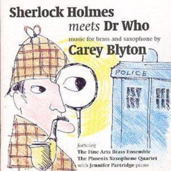 Sherlock Holmes Meets Doctor Who-Phoenix Saxophone Quartet, Fine Arts Brass Ensemble