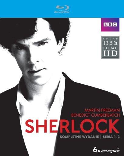 Sherlock. Serie 1-3