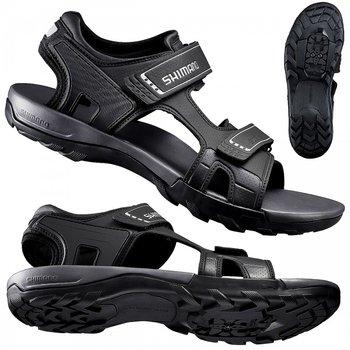 Shimano, Sandały, SD5 SH-SD500 SPD, czarny, 41/42-Shimano
